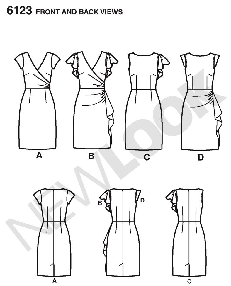 LWD Sewing Contest Dress | odetosew