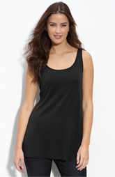 Eileen Fisher Long Silk Tank $148