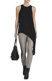 "Style inspiration in black BCBG ""Kenda"" top $158"