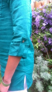 Sleeve taken from Simplicity 2339 view A