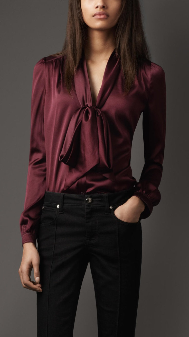 French Cuff Blouses