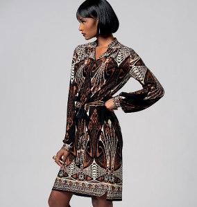 Vogue 8847 pattern photo