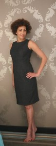 Denim dress Vogue 8995