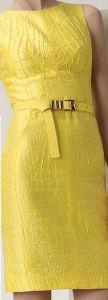 Versace sheath dress