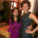 With Deepika at PatternReview weekend in LA