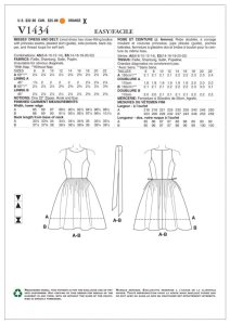 V1434 Line Drawings