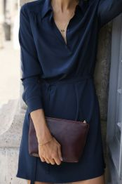 navy-silk-shirtdress